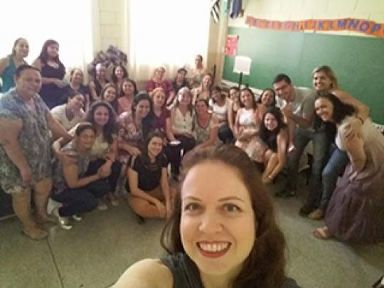 """EMEB do Complexo Educacional """"Prof. Nízio Vieira"""" - Unidade Infantil realizou o CAP (Conselho de Avalição Pedagógica) com os pais"""